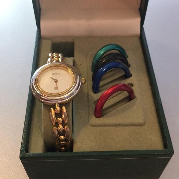 8b537b024f1 Gucci Accessories - Vintage Gucci ladies watch